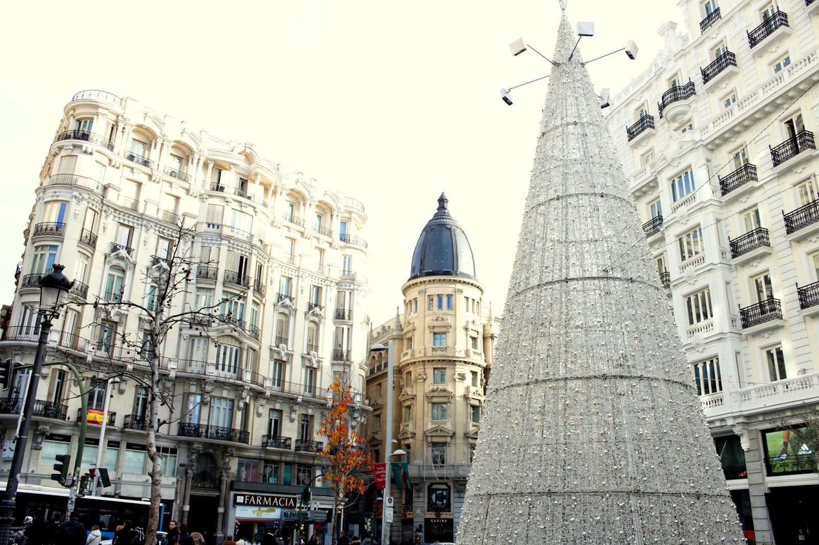 visiter Madrid en décembre