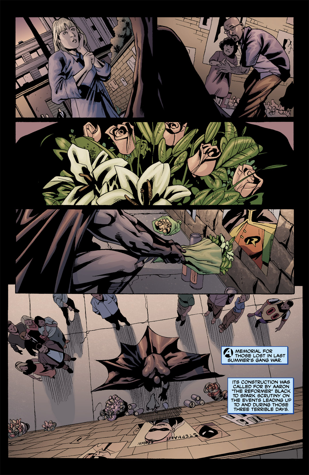 Detective Comics (1937) 810 Page 2
