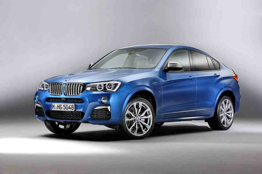 سعر ومواصفات وعيوب سيارة بى ام دبليو BMW X4 2018 في مصر