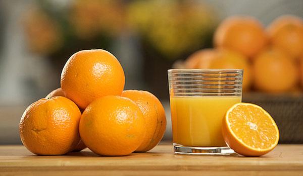 χυμό πορτοκαλιού