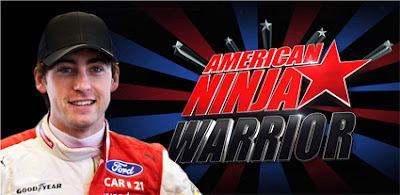Why Three #NASCAR Drivers are Trying to 'Conquer' 'American Ninja Warrior'