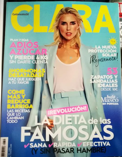 Revista Clara Cuidarsealos50