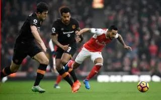 Arsenal vs Hull City 2-0 Video Gol & Highlights