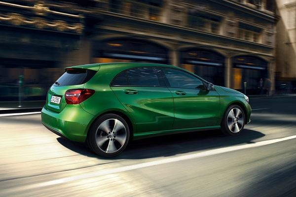 Mercedes Benz vende el restyling del Clase A en Argentina
