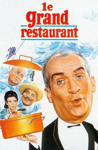 Le Grand Restaurant (1966) ταινιες online seires oipeirates greek subs