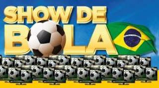 Cadastrar Promoção Inovar Lojas 2018 Show de Bola Concorra Tvs 32