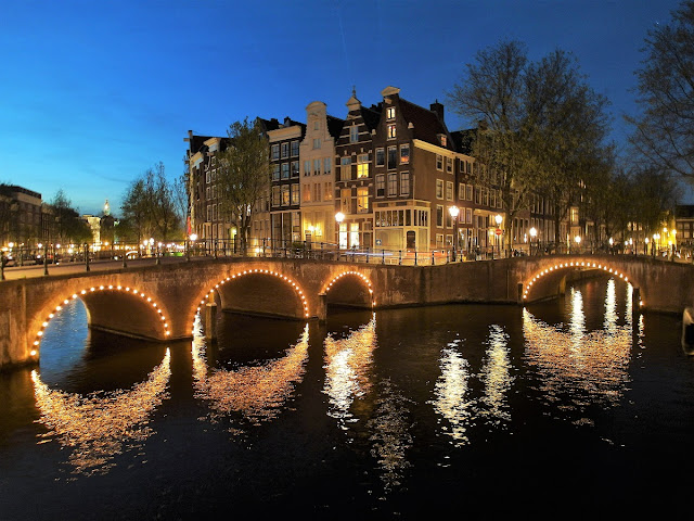romantiska saker att göra i Amsterdam