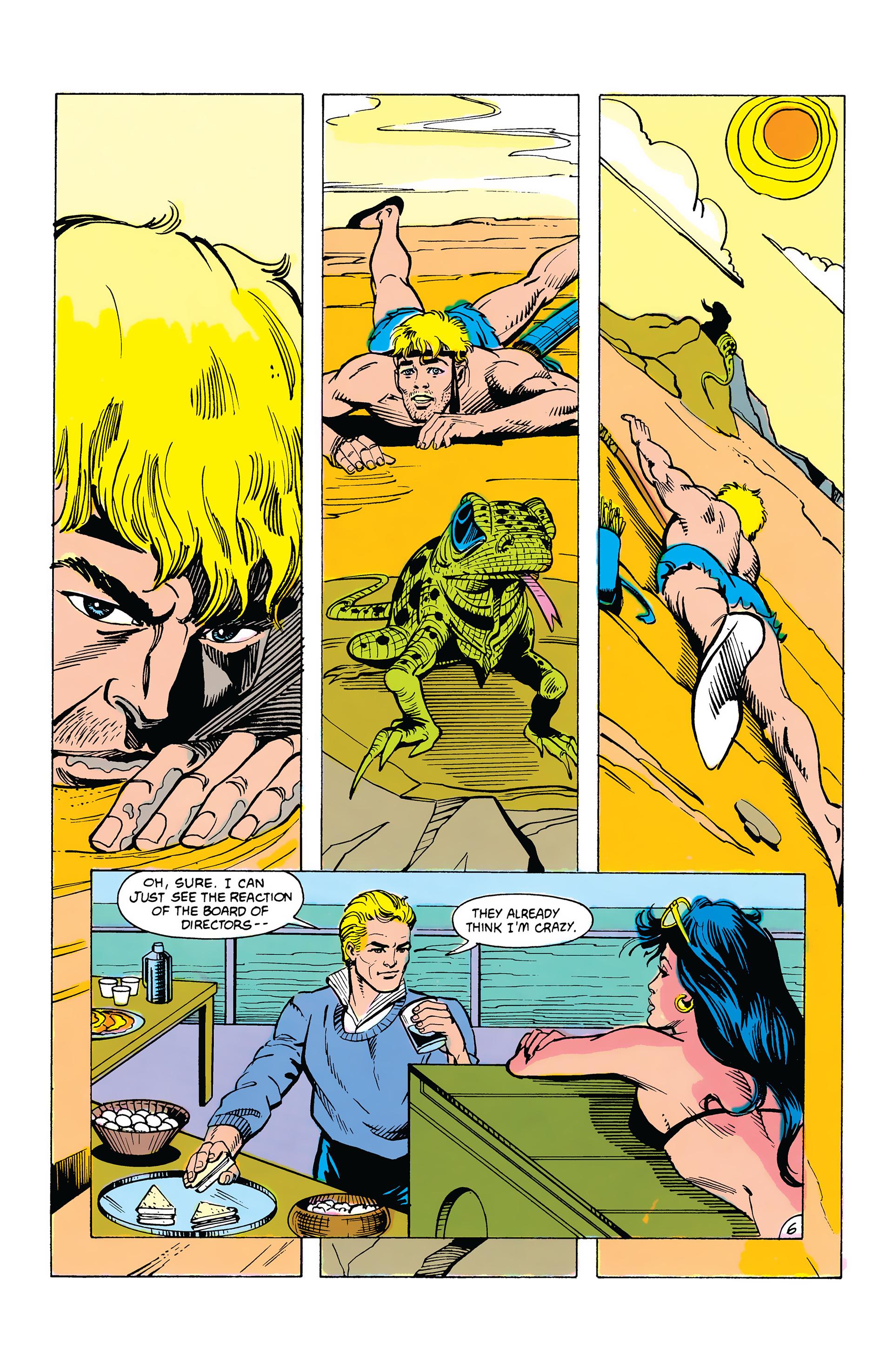 Read online Secret Origins (1986) comic -  Issue #38 - 6