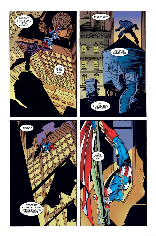Captain America (1998) Issue #25 #31 - English 18