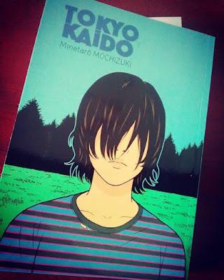Tokyo Kaido - Minetaro Mochizuki - traduit par Miyako Slocombe - Editions Le Lézard noir 2017