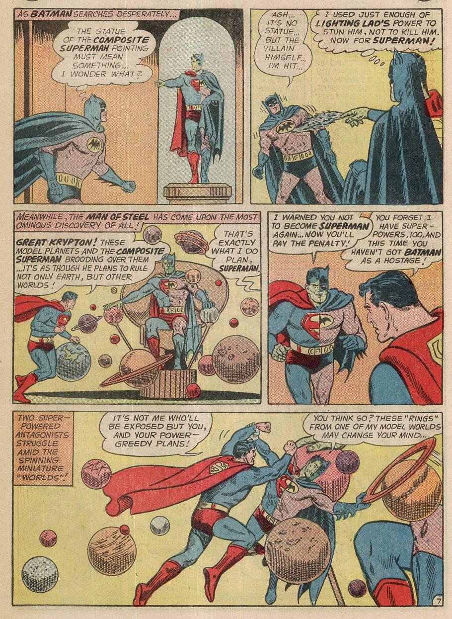 Read online World's Finest Comics comic -  Issue #142 - 19