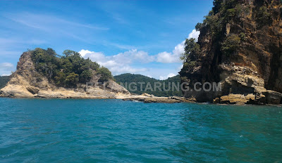 Pulau Batu Kawi Cantik