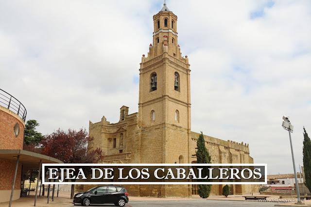 Ejea de los Caballeros, capital de la Comarca de las cinco villas