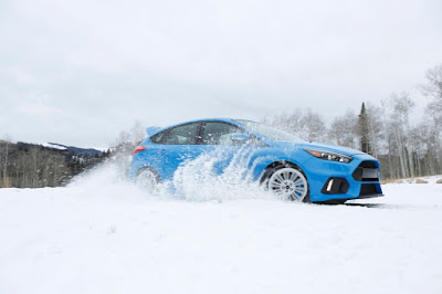 Winter Tire Package for the Focus RS