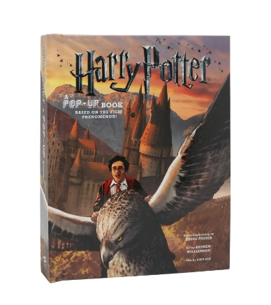 Top 20 Harry Potter Wishlist Items that I need in my life Harry potter pop up book Hogwarts