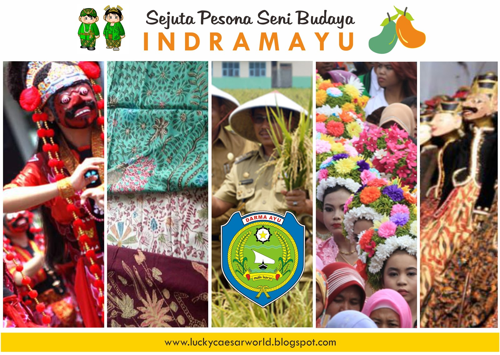 Kontemplasi Asa Akulturasi Budaya Jawa Sunda Indramayu