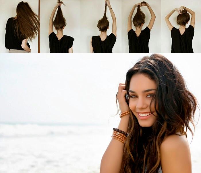 Super Fashion Queens: DICA - Como ondular os cabelos com coque. ED36