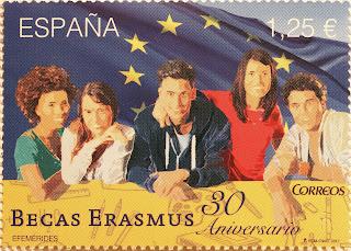 30 ANIVERSARIO BECAS ERASMUS