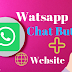 Whatsapp chat button Add on website |fast2way