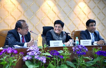 Piyush Goyal given additional charge of finance ministry in   Arun Jaitley's absence