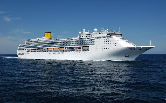 Percutian Cruise Dengan Costa Asia