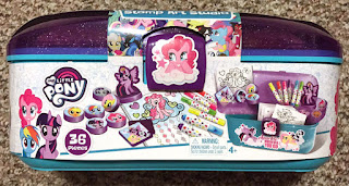 MLP Stamp Art Studio at TRU