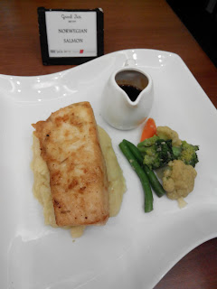 Norwegian Salmon ala Grand Zuri BSD City