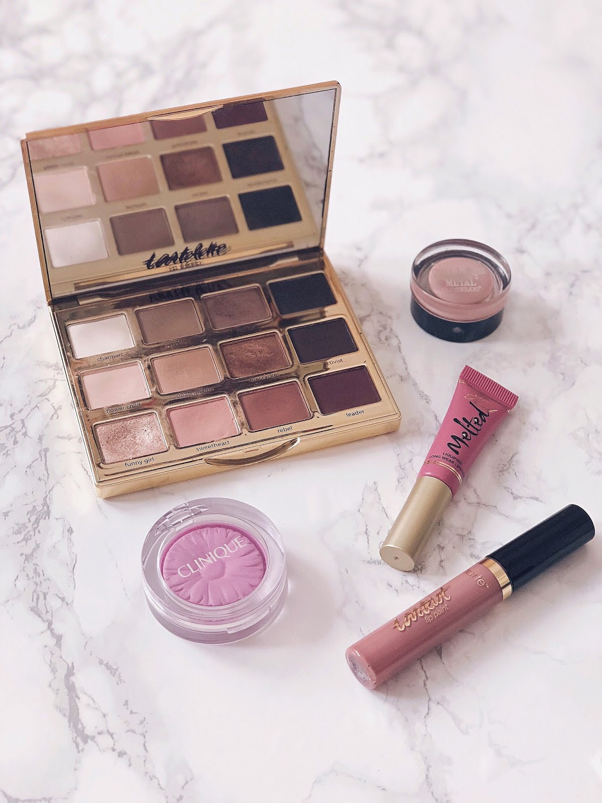 cool warm tone makeup sephora clinique too faced tarte bloom maybelline blogger