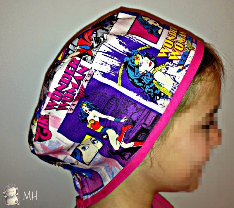 Gorro wonder woman