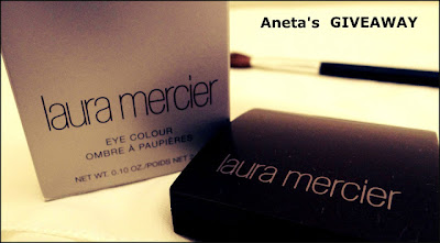 GIVEAWAY Laura Mercier eye colour 10.01- 17.01