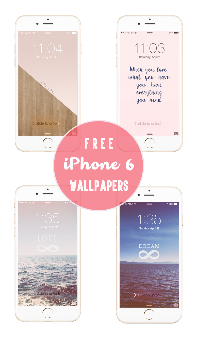 Be Linspired Iphone 6 Wallpaper Backgrounds Free Download