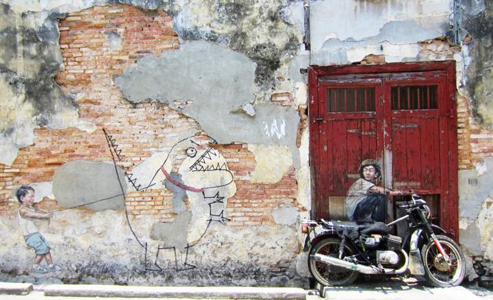 Street of Murals