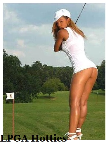golf pictures of naked women