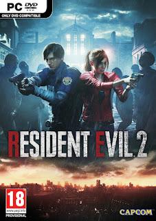 Resident Evil 2 PC free download full version