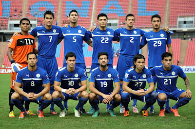 Philippine Azkals 2012 Squad Members