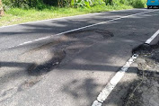 Ruas Jalan Manado-Tomohon Bencana Buat Warga Sulut