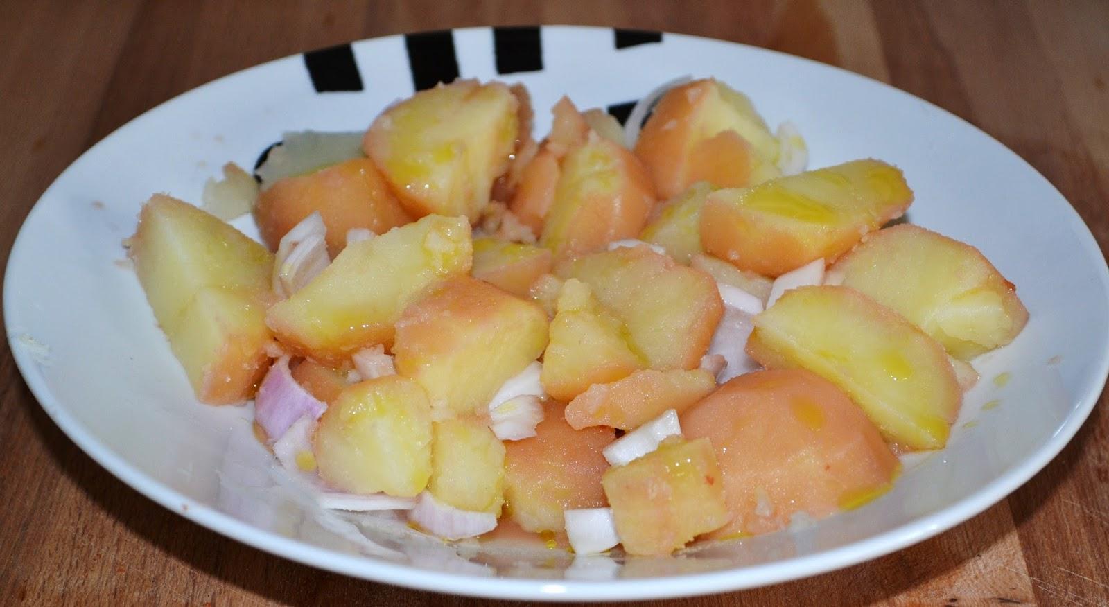 Voluntades dehoynopasay patatas cocidas en el caldo de - Tiempo para cocer patatas ...