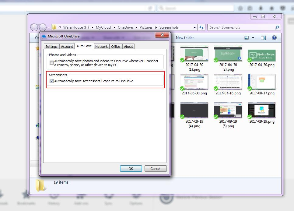 Take screenshots with one click on Windows   NewbieTechTips!