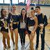 Patinaje Artístico | Jon Estefane Túrrez y Julia Lemus, campeones de Euskadi cedete