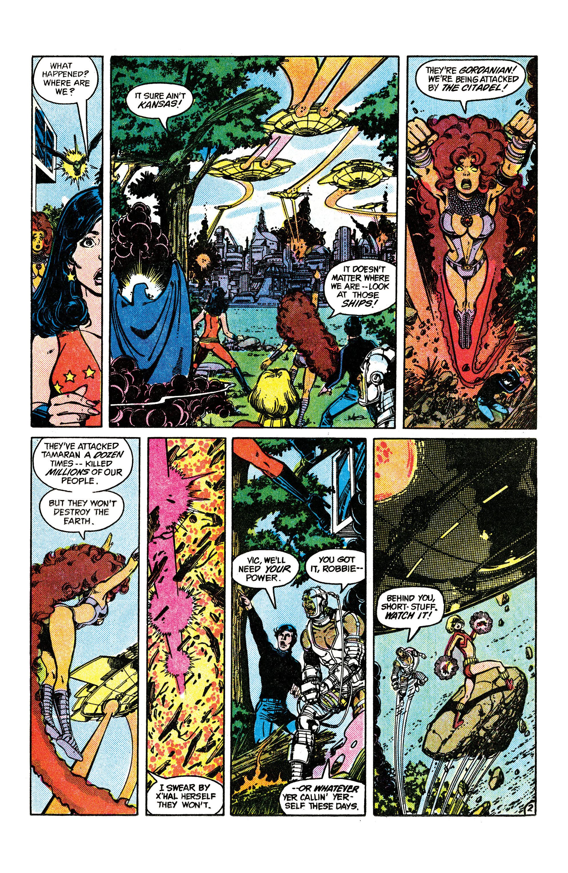 Read online World's Finest Comics comic -  Issue #300 - 12