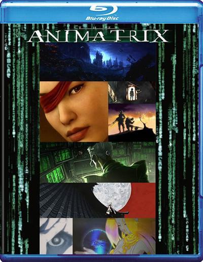 The Animatrix 1080p HD Latino Dual