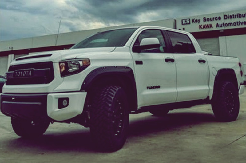 Toyota Tundra Crewmax Double Cab Sr5 Trd