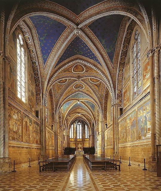 Capela de Assis, Itália