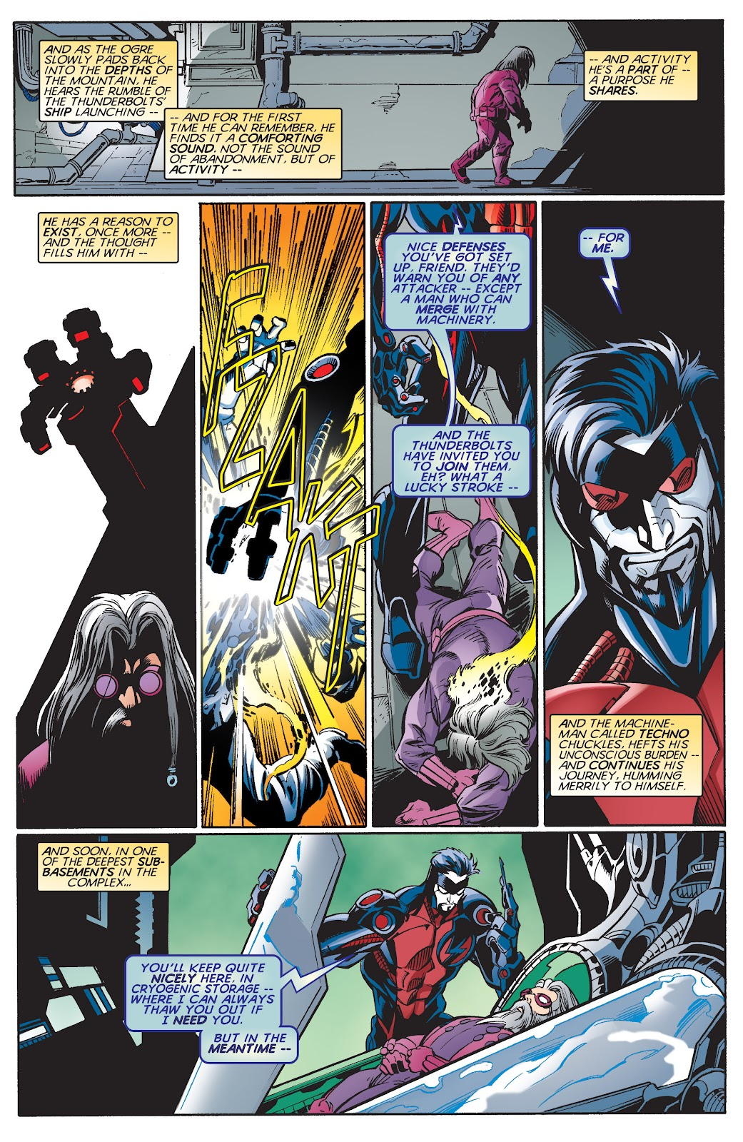 Read online Hawkeye & The Thunderbolts comic -  Issue # TPB 1 (Part 3) - 71