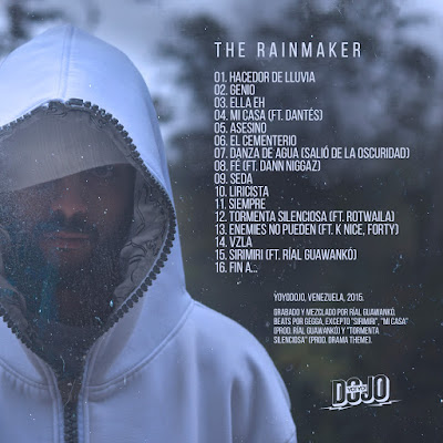 Gegga - The Rainmaker