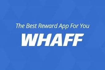 Cara Mendapatkan Dollar Gratis di Android dari WHAFF Terbaru