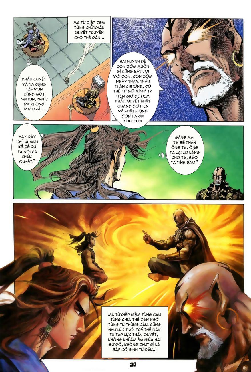 Đại Đường Uy Long chapter 74 trang 20