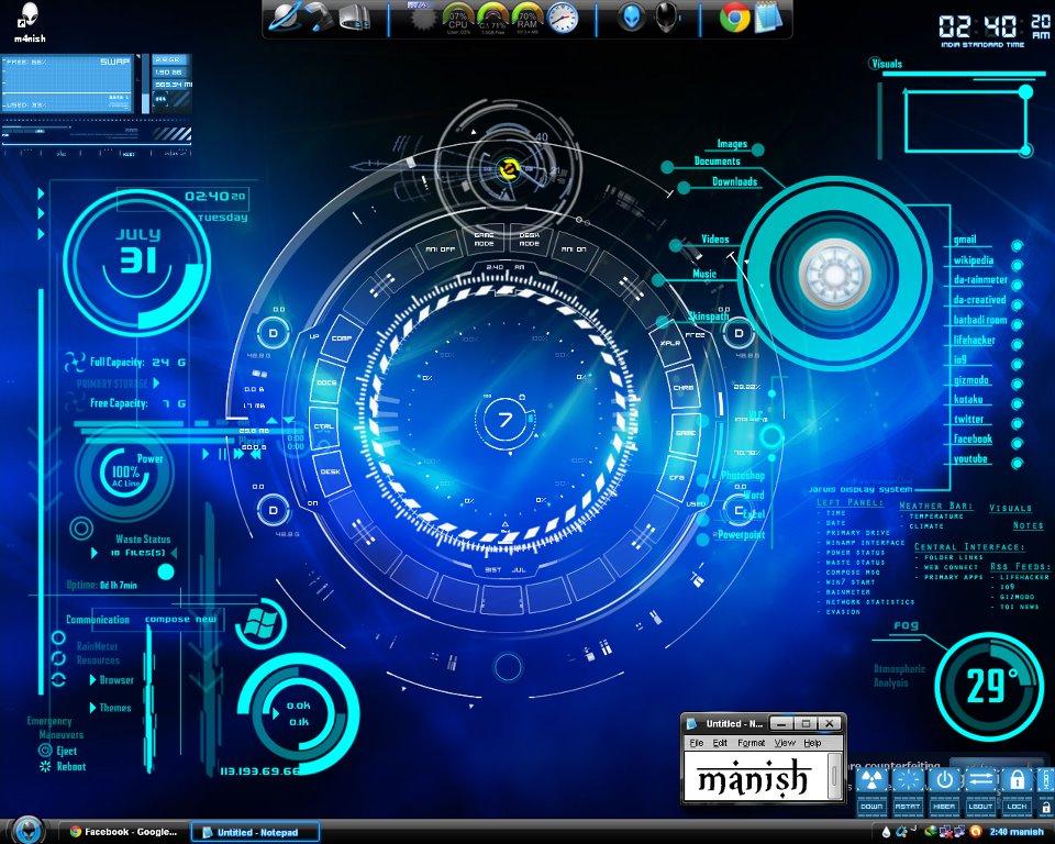 Stardock Animated Wallpaper Information Security How To Customize Desktop In Windows