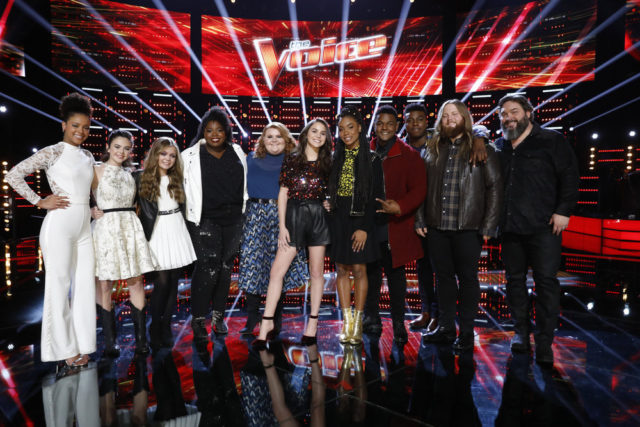 Interview: Kymberli Joye and Lynnea Moorer of Team Kelly talk performing on 'The Voice'