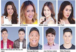 Pinoy Big Brother: Lucky 7 housemates Mga Kwento Ng ...